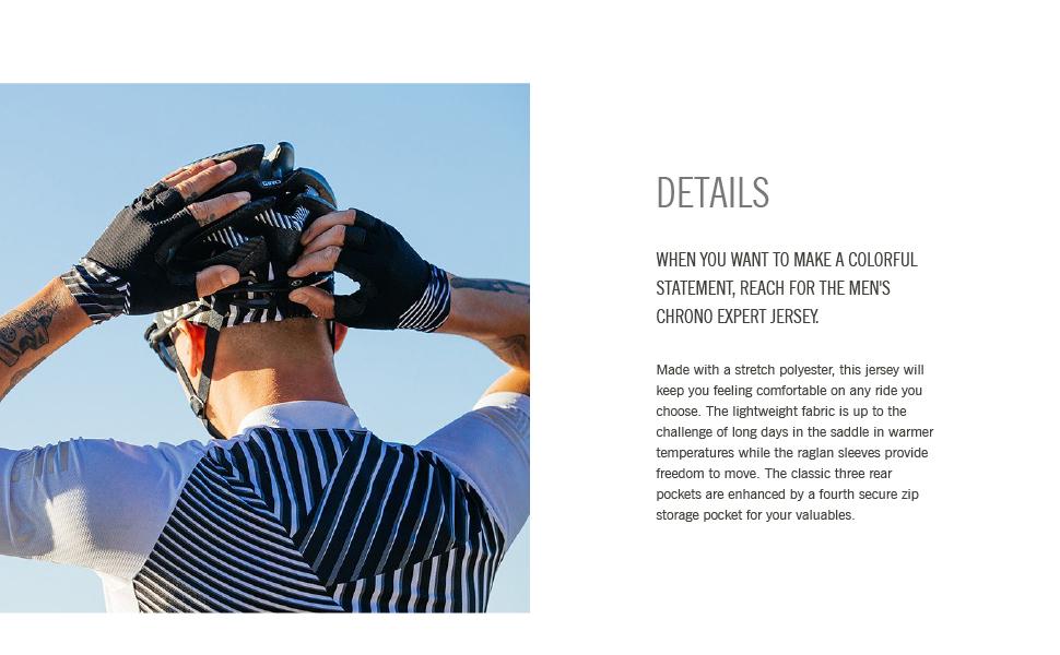 giro apparel Chrono Expert Jersey mens road bike details