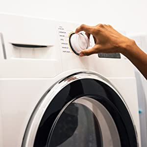 Washer rated for over 500+ Washes