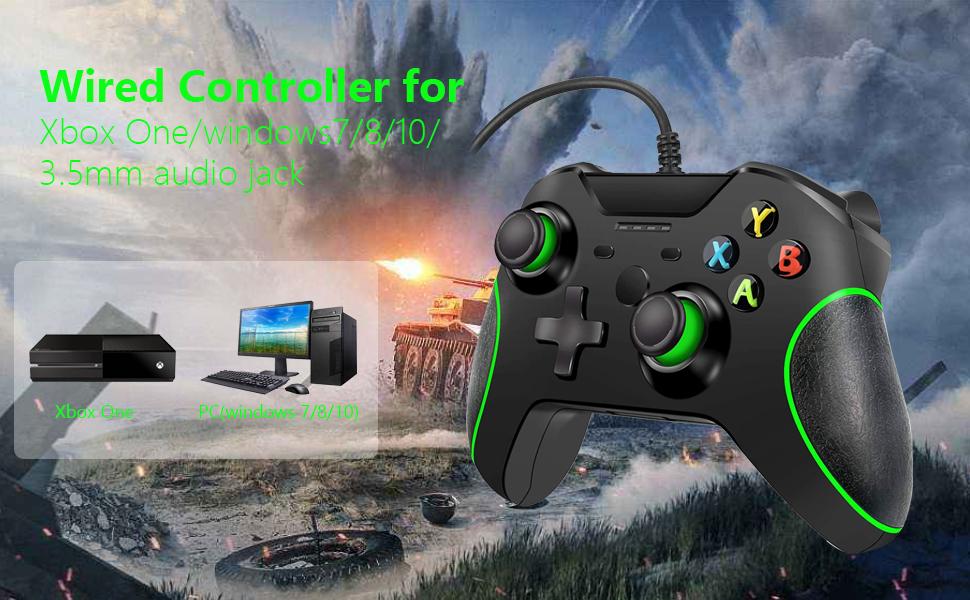 Designed for Xbox One & Windows PC