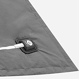 electrc blankets heated electric blanket brookstone throw soft cobijas calientes with foot pocket