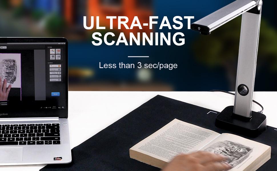 L140  book scanner