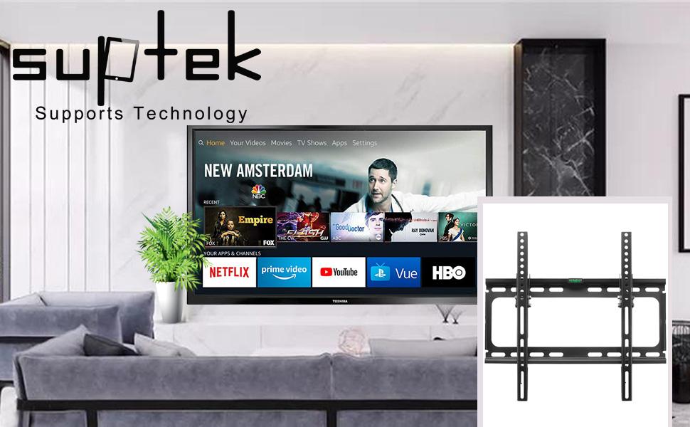 Soporte De Montaje En Pared para TV Inclinable para Televisores De 26-55