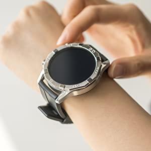 huawei watch gt2 bezel styling