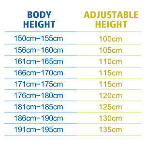 Hiking Poles Collapsible Lightweight Height Trekking Poles Aluminum Hiking Walking Sticks Man Women