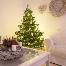 Künstliche Weihnachtsbäume Nordmanntanne