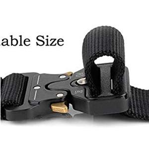 Men Tactical Belt