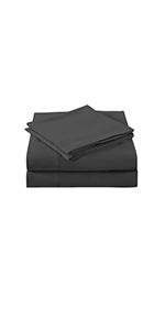 Black Sheet Set