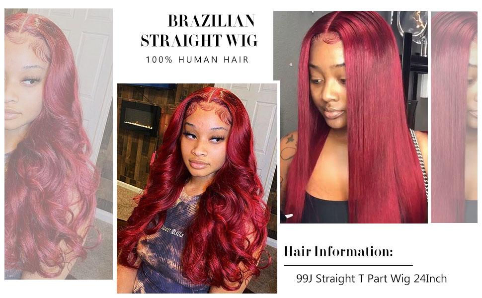 99j colored human hair show
