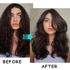 brush detangler wet hair