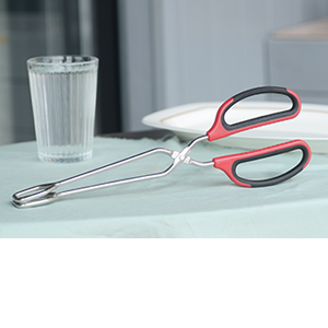stainless steel cooking tongs