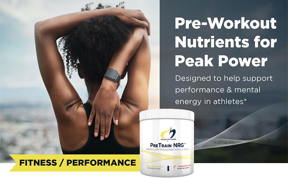 Pre-Workout Nutrients
