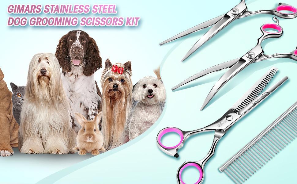 dog grooming scissors
