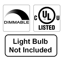 DImmable UL Listed