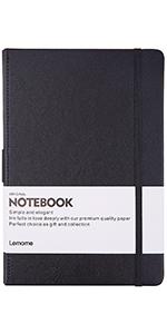 Cuaderno de cuadrícula con puntos
