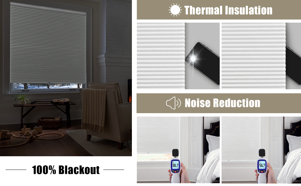 cellular blinds and shades