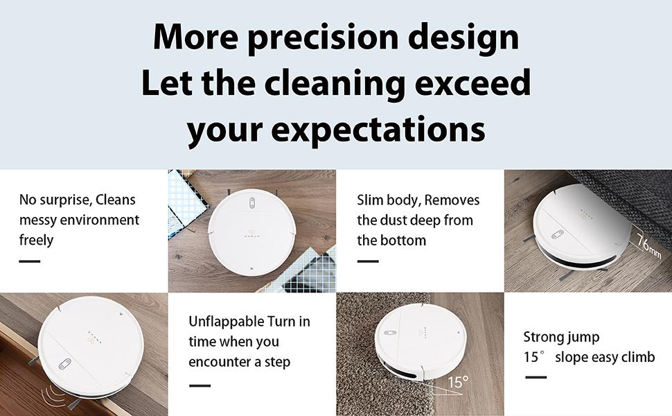 More Precision Design