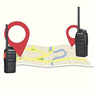 walkie talkie largo alcance