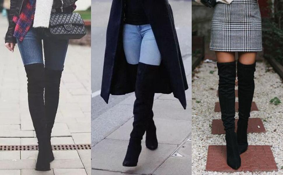 otk boots for women