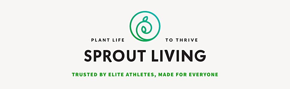 sprout living, organic plant nutrition