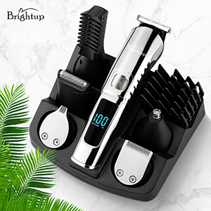 Rechargeable hair cutting kit professional wireless hair clipper