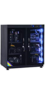 135L Touchscreen Dry Cabinet