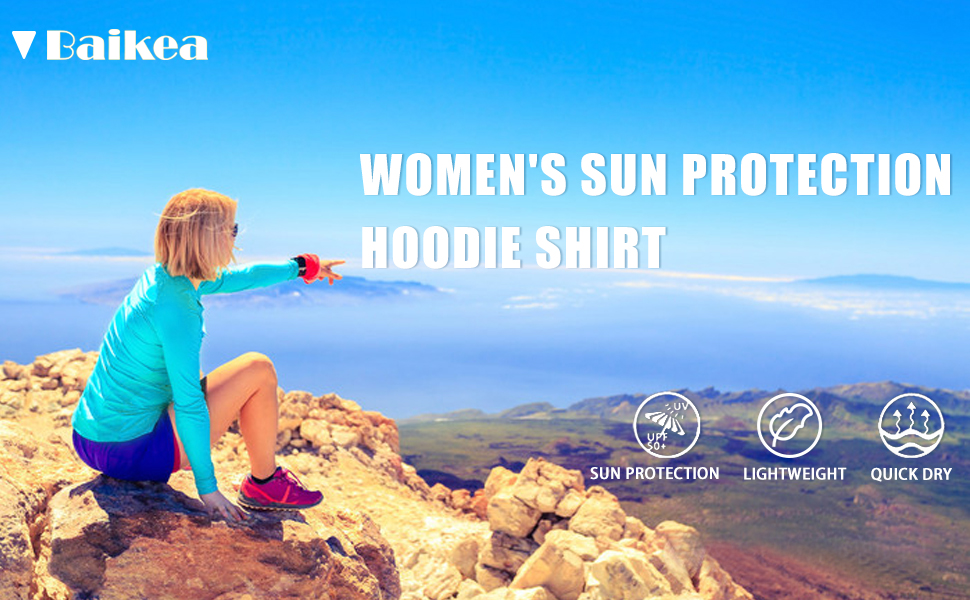 baikea sun protection shirt
