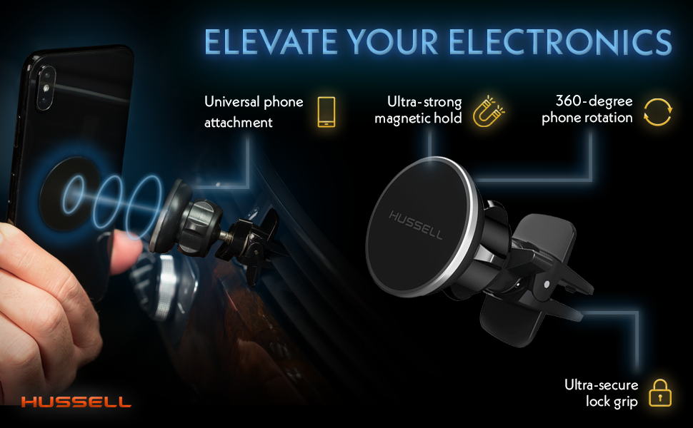 Hussell Car Charger