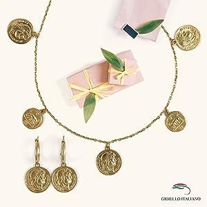 parure aureo romano