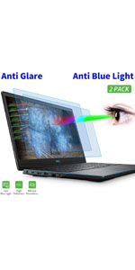 Anti Blue Light Screen Protector for 14 inch laptop