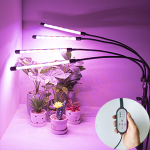 plant lights stand