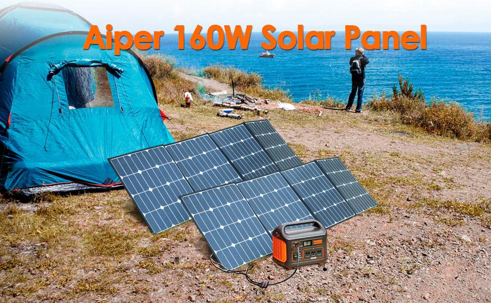 Aiper SOLAR PANEL 160w