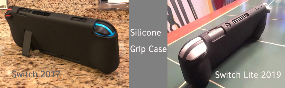 switch lite grip case silicone