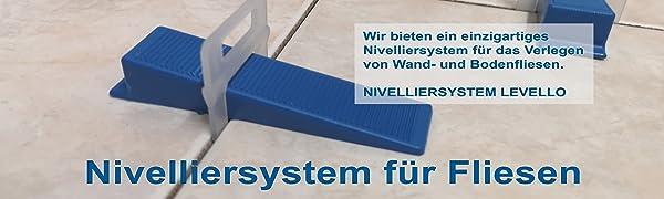 TOPWAY Fliesen-Nivelliersystem 400 St/ück 3-mm-Nivellierer Abstandhalter f/ür den Bau von Wandb/öden