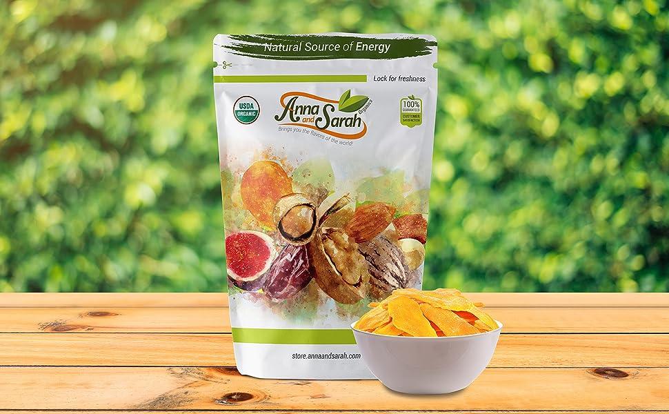 mango mango organic dried