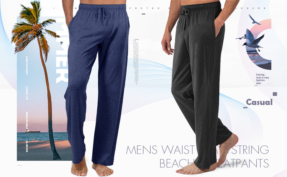 Summer Beach Pants