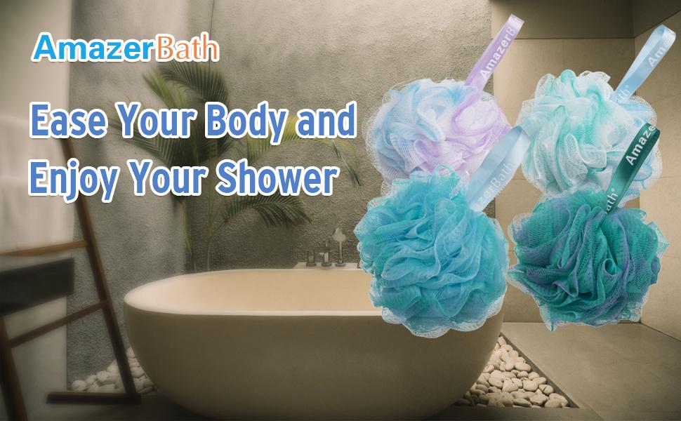 shower sponge