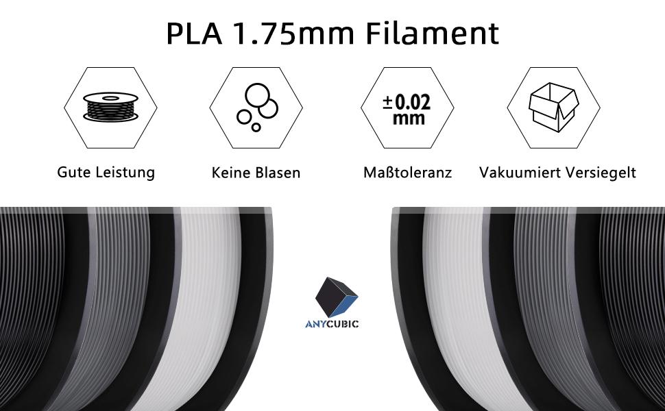 3D durcker filament