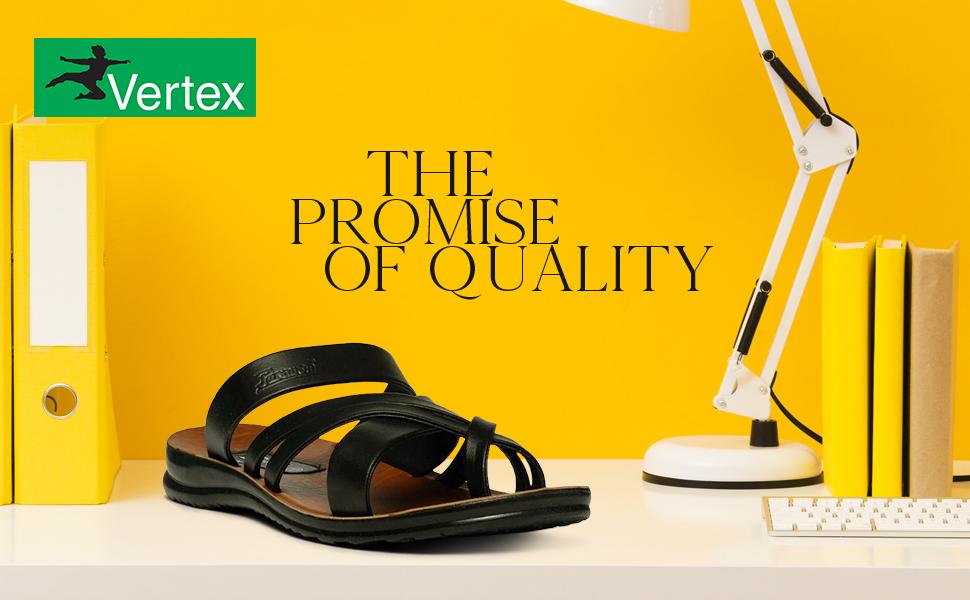 Formal Sandals for Men from Paragon Vertex