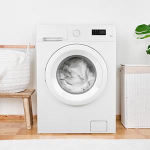 Lavable en machine, pratique et propre