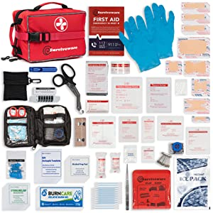 Large First Aid Kit Contents