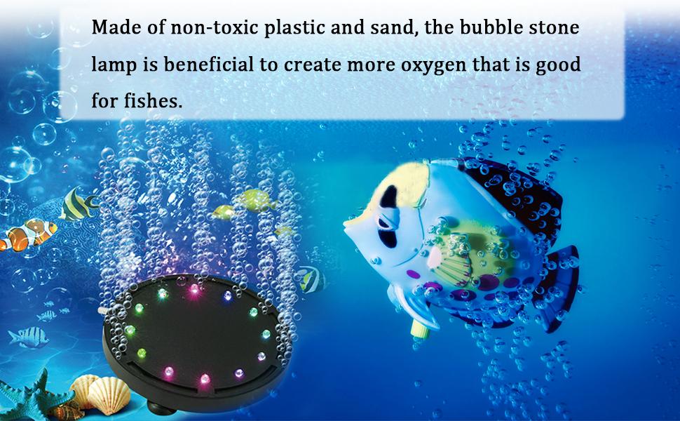 Aquarium Air Bubble Light