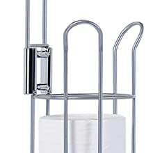 Toilet Paper Stand and Dispenser Toilet Paper Holders Toilet Paper stands Tissue Paper Roll Holder