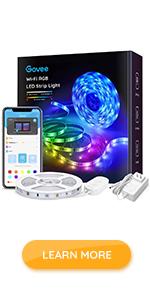 16.4ft wifi alexa led strip lights