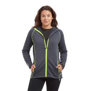 Zipped Pockets On This Winter Running Jacket