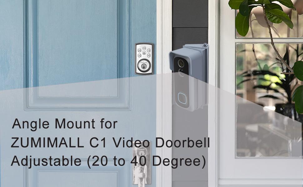Doorbell Angle Mount