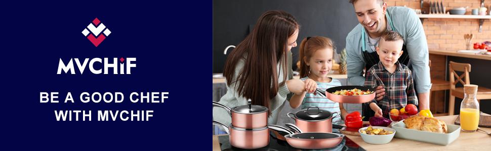 kitchen cookware sets
