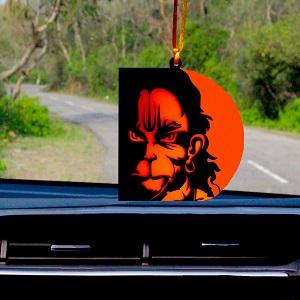 Car Hanuman JI