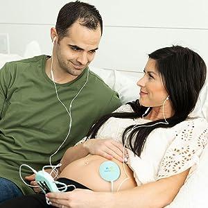 Bonding with Fetus through Music