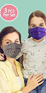 Breathable Fabric face Mask