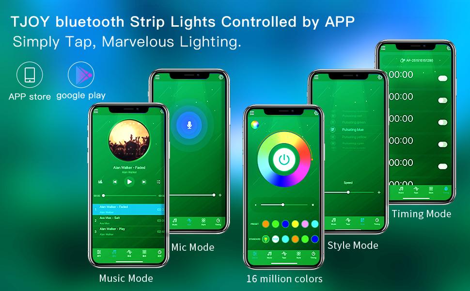 TJOY_Bluetooth_led_strip_lights